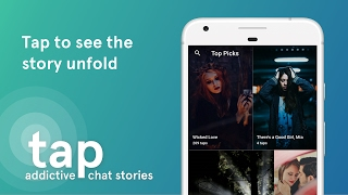 Tap by Wattpad - Addictive Chat Stories