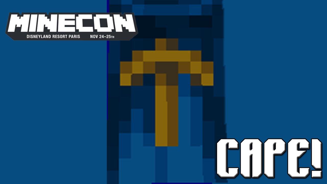 minecon capes Gallery
