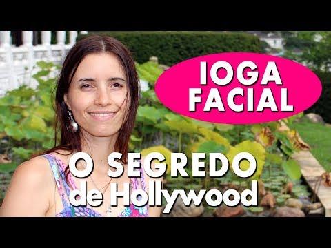 IOGA FACIAL: o segredo de beleza de Hollywood | 5 EXERCÍCIOS ANTI-RUGA