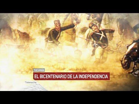 El bicentenario de la independencia - Tercera parte