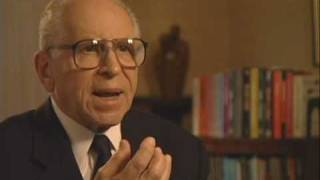 CCHR co-founder, Dr. Thomas Szasz, Professor of Psychiatry Emeritus