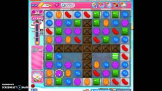 Candy Crush Level 1163 help w/audio tips, hints, tricks
