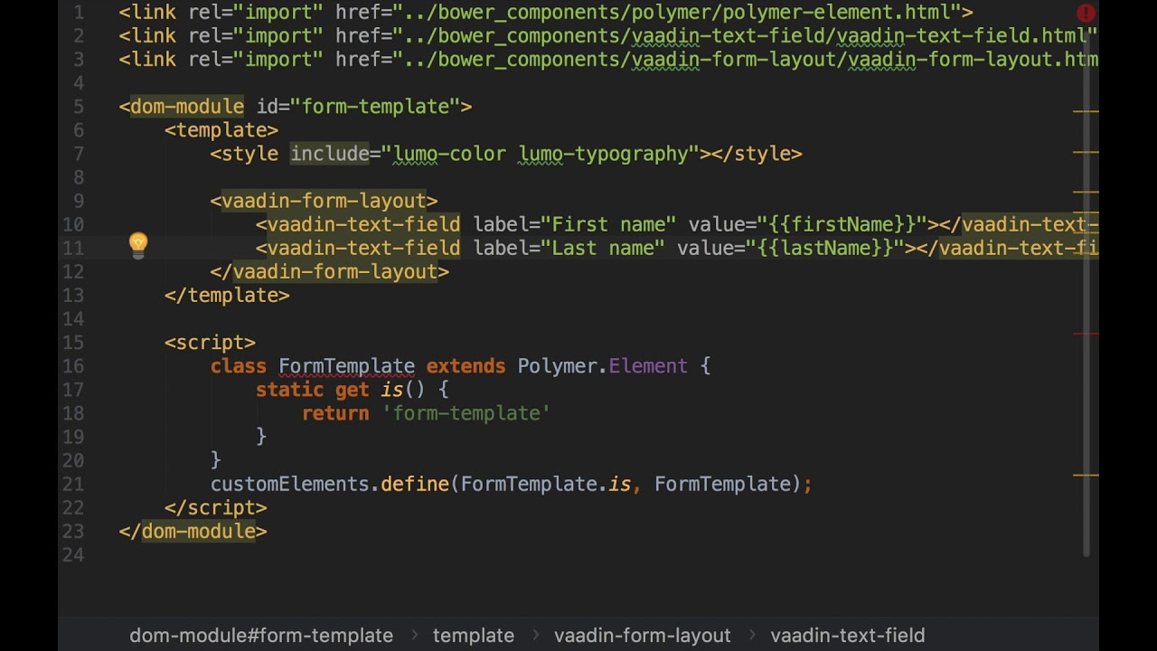 html layout templates