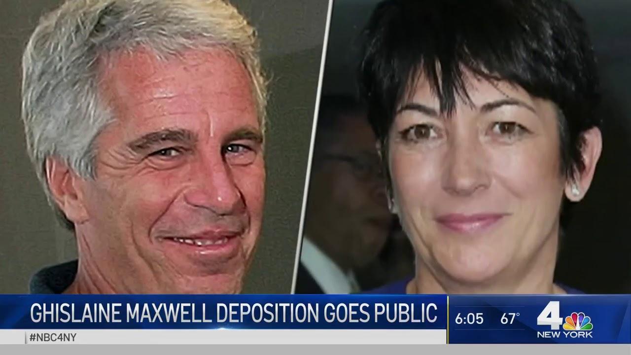 Jeffrey Epstein Case: Ghislaine Maxwell Deposition Goes Public | NBC New York – NBC New York