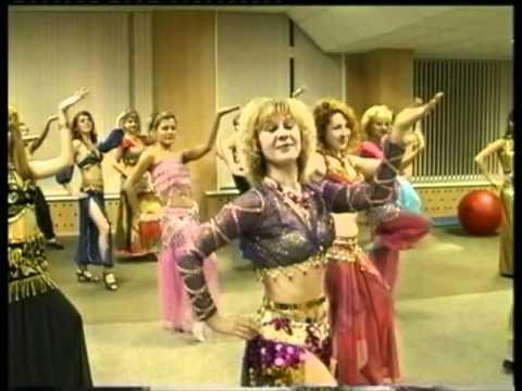 арабские танцы видео