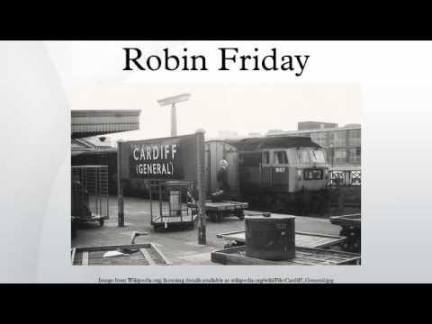 Robin Friday