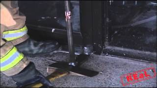 Real Fire Training - Store Front Hinges