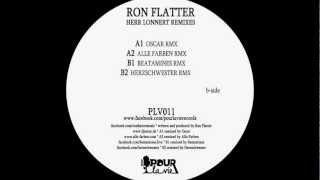 Ron Flatter - Herr Lonnert (Herzschwester Remix) PLV011