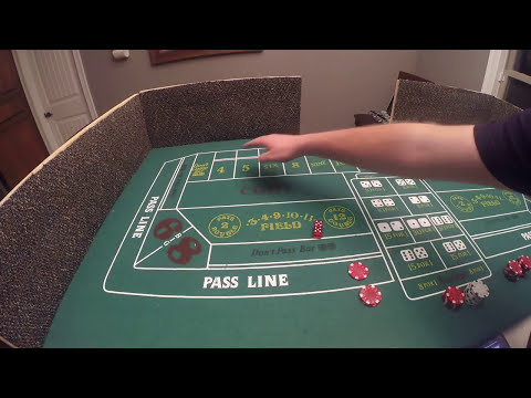 How to Play Craps and Win Part 3  Come Bet w  Odds  DOUBLE YOUR MONEY IN JUST MINUTES 1