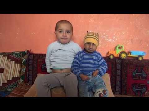 siverek teki tokdemir ailesi engelli çocukları için yardım bekliyor