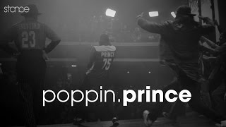 Poppin Prince at KOD 2016 Finals // .stance // FRANCE