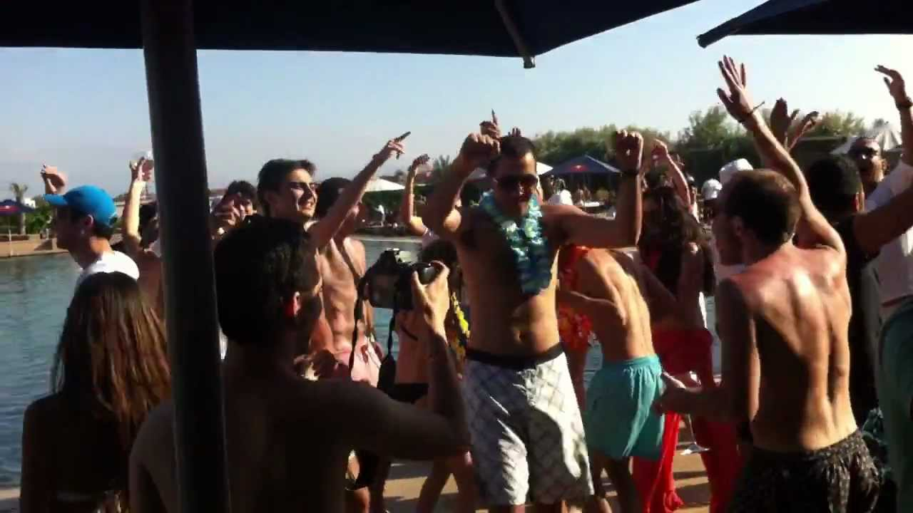 Assez You Shtak! @ Moroko Loko Pool Party Myah Bay Marrakech 14/04/2012  NN46