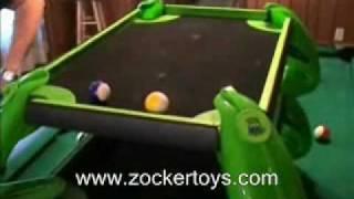 3d Pool, by Zockertoys