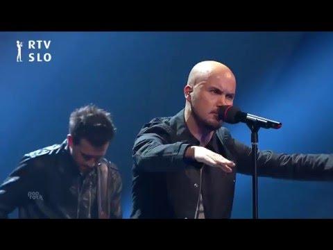 Adam - Sredi Ljubljane (Pop Rock 2016)