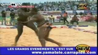 Voici le Combat Ama Baldé vs Malick du Dimanche 01 Juin 2014 - SenTV