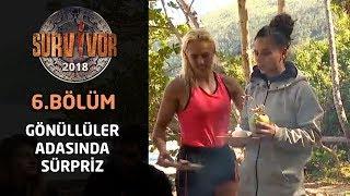 Survivor 2018 | TV'de Yok | Nevin Yanıt'a doğum günü sürprizi