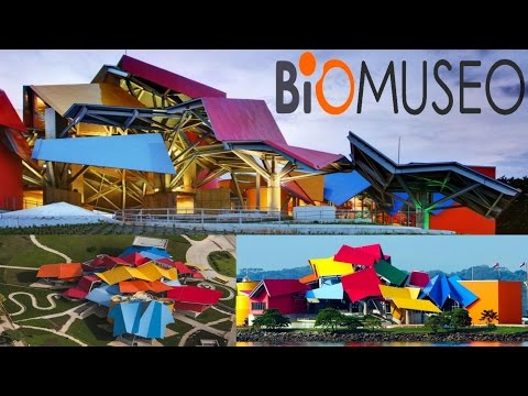 Visita al BioMuseo 🙌
