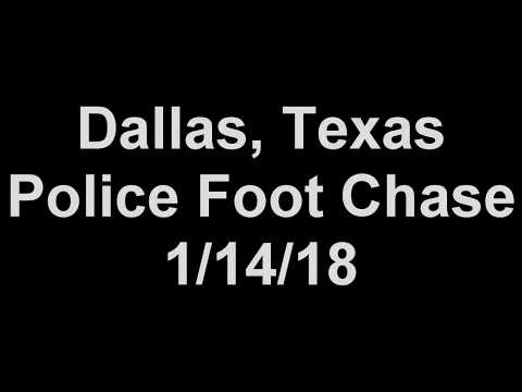 Dallas Police Chase w/ Officers Injured (RADIO AUDIO)