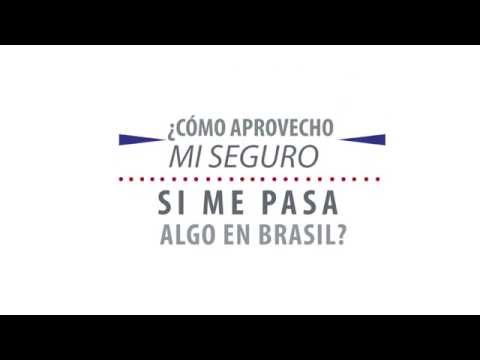 ¿Cómo hacer uso de tu seguro si viajas a Brasil?