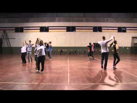 Ballet DEUTSCHE SCHRITT del CCGA de L.N. Alem