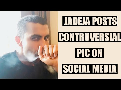 India vs Australia : Ravindra Jadeja posts controversial pic on Instagram | Oneindia News