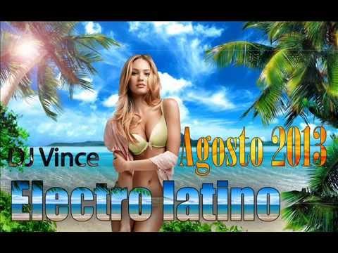 Electro Latino Agosto 2013 (DJ Vince)