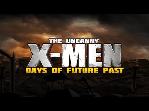 Uncanny X-Men: Days of Future Past - iOS/Kindle/Android - HD Gameplay Trailer