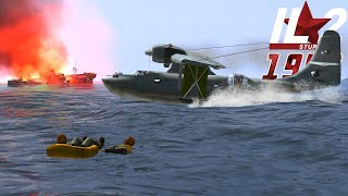 Full IL-2 1946 mission: PBN Nomad Sea Rescue