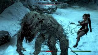 Skyrim Mod of the Day The Ice Blade Of The Monarch