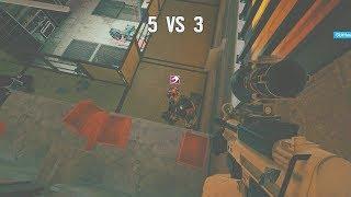 The BEST Way To Defend Garage - Rainbow Six Siege