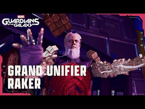 Marvel's Guardians of the Galaxy – Grand Unifier Raker Cinematic   Coming Soon with RTX ON