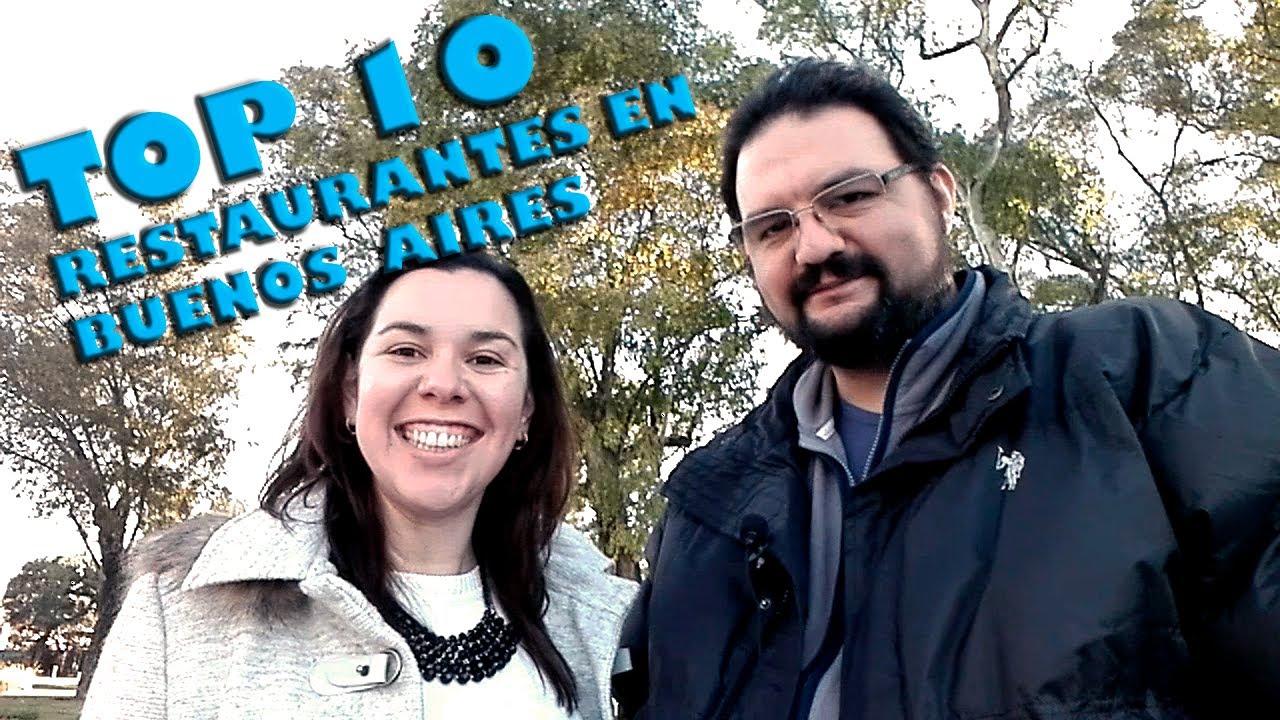 TOP 10 COMIENDO POR BUENOS AIRES