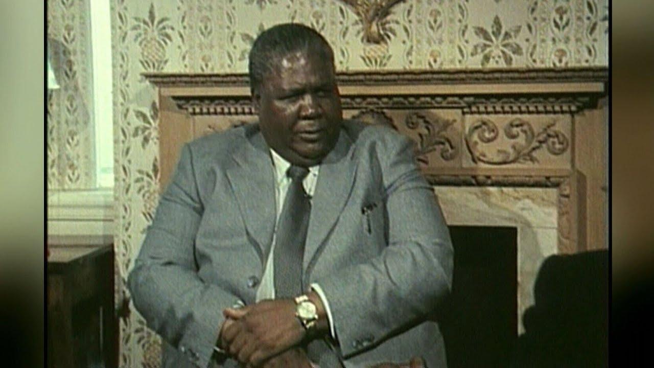 Download 1979 interview with Rhodesian leader Joshua Nkomo