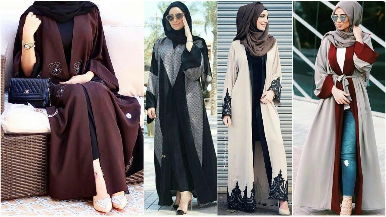 86893715d New Beautiful lookbook Hijab 2019 / ملابس محجبات كاجوال - YouTube