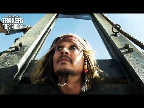 「パイレーツ・オブ・カリビアン/最後の海賊」本予告