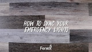 Feniex Flash // How to Sync Your LED Lights