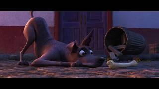 主人公ミゲルの相棒犬ダンテ『リメンバー・ミー』特別映像