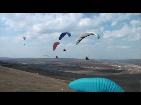 Anenii-Noi paragliding