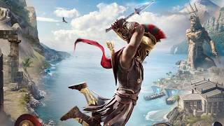 Assassins Creed Odyssey OST Legend of the Eagle Bearer (Main Theme Drum Cover)
