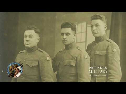 In Sacrifice for Liberty and Peace - Centennial Commemoration of the U.S. Entry into WWI