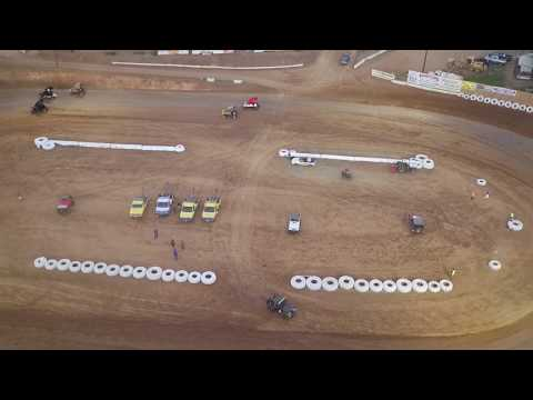 Placerville Speedway, 100 Placerville Drive, Sprint car Race track July 4th