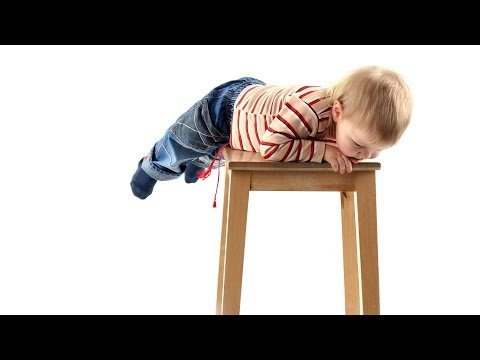 Kids Who Want to Climb on Everything   Child Development