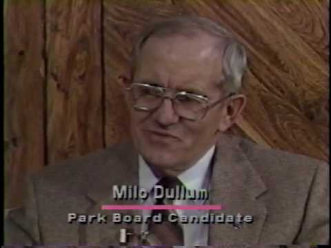 1990 Dickinson ND park board election