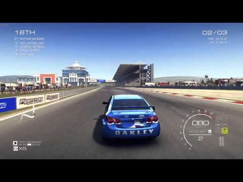 Linux Intel Haswell HD 4600 Gaming - GRID Autosport