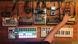 Volca jam for Jamuary 2018: day 1