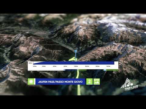 Tour of the Alps 2019 | Stage 2 (Reith im Alpbachtal - Schenna/Scena)