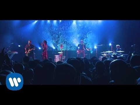 Fuel Fandango - Trece Lunas live at La Riviera Madrid.