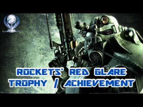 FALLOUT 4 ROCKETS' RED GLARE TROPHY / ACHIEVEMENT WALKTHROUGH