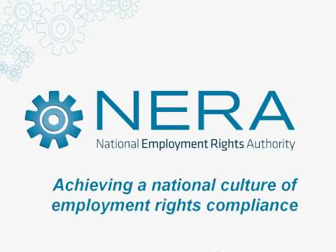 NERA - Employment Law Presentation