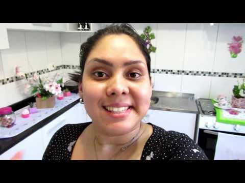 Comecei a FAXINA do Natal - Vanessa Vlog